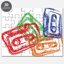 Cute House music Puzzle