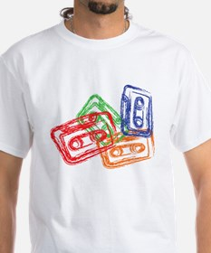 Unique Vinyl records Shirt
