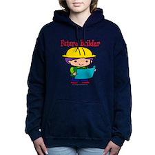 FunnyNewfuturebuilder copy.png Hooded Sweatshirt