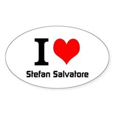 I love Stefan Salvatore Decal