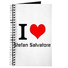 I love Stefan Salvatore Journal