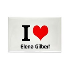 I love Elena Gilbert Magnets