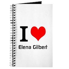 I love Elena Gilbert Journal