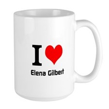 I love Elena Gilbert Mugs
