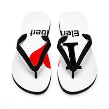 I love Elena Gilbert Flip Flops