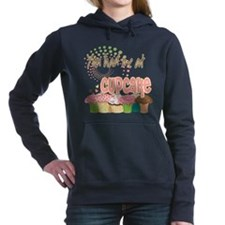 Had Me At cupcake copy.png Hooded Sweatshirt