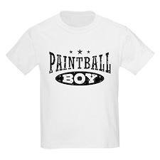 Paintball Boy T-Shirt