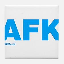 AFK Tile Coaster