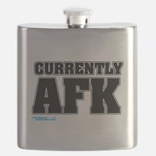 Currently AFK Flask