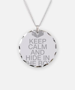 Keep calm video Necklace