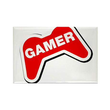 Gamer Pad Rectangle Magnet (100 pack)