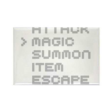 Magic Attack Rectangle Magnet (100 pack)