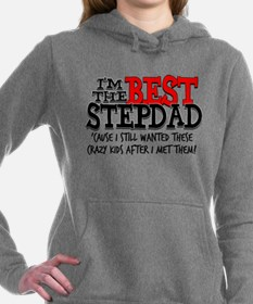 Best Stepfather Hooded Sweatshirt