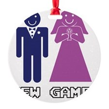 New Game + Marriage Ornament