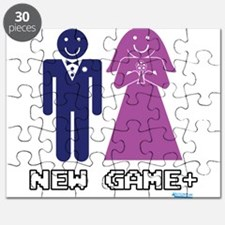 New Game + Marriage Puzzle