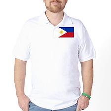Cute Philippines flag T-Shirt
