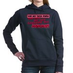 callingmmomy.png Hooded Sweatshirt