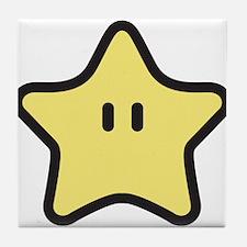Star Power Tile Coaster