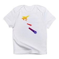Unique Daddy is a jockey Infant T-Shirt