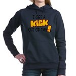 kick out of this.png Hooded Sweatshirt