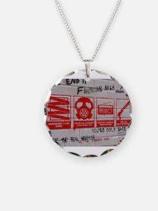 In Case Of Zombie Apocalypse Necklace