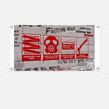 In Case Of Zombie Apocalypse Banner