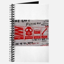 In Case Of Zombie Apocalypse Journal