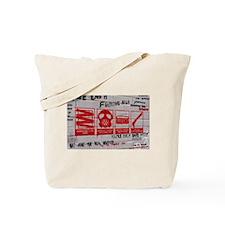 In Case Of Zombie Apocalypse Tote Bag