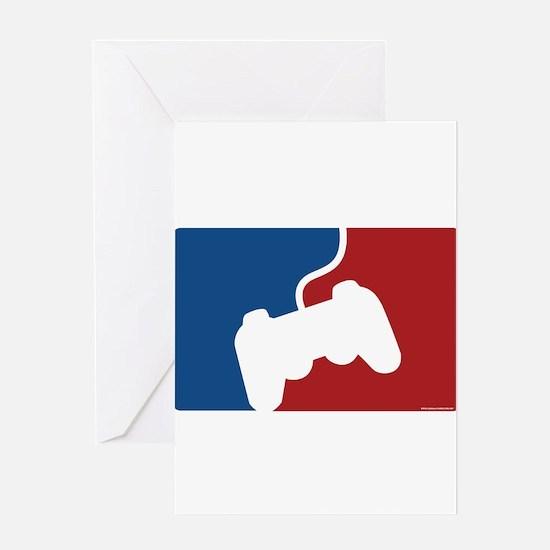 Pro Gamer Greeting Card