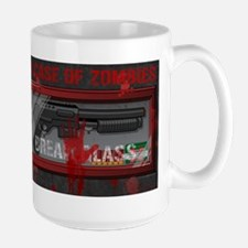 In Case Of Zombies Mug