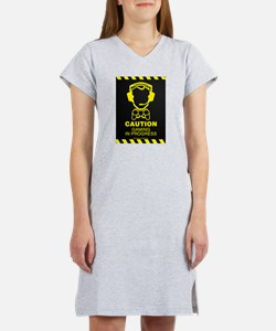 Gaming In Progress Women's Nightshirt