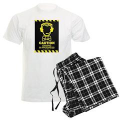 Gaming In Progress Men's Light Pajamas
