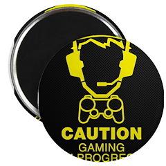 Gaming In Progress Magnet