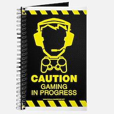 Gaming In Progress Journal