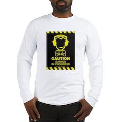Gaming In Progress Long Sleeve T-Shirt