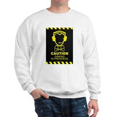 Gaming In Progress Sweatshirt
