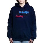 agrandpaspoil.png Hooded Sweatshirt
