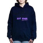 best present dad.png Hooded Sweatshirt