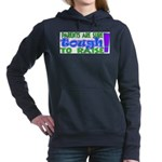 parentstough.png Hooded Sweatshirt