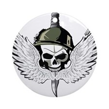 Cute Call of duty Ornament (Round)
