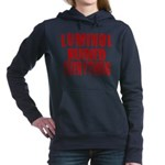 luminol3.png Hooded Sweatshirt