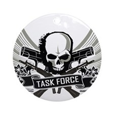 Unique Call of duty Ornament (Round)