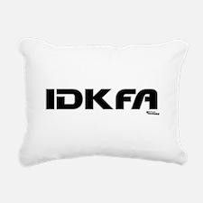 IDKFA Rectangular Canvas Pillow