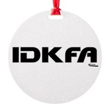 IDKFA Ornament