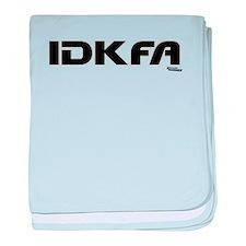 IDKFA baby blanket