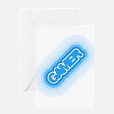 Gamer Greeting Card
