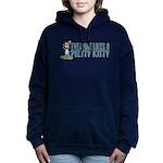 Pretty Kitty Hooded Sweatshirt