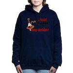 SLOBBER2.png Hooded Sweatshirt