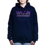 ateverything0.png Hooded Sweatshirt