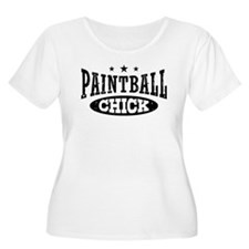 Paintball Chick T-Shirt